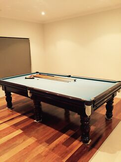 Billiard Table South Morang Whittlesea Area Preview