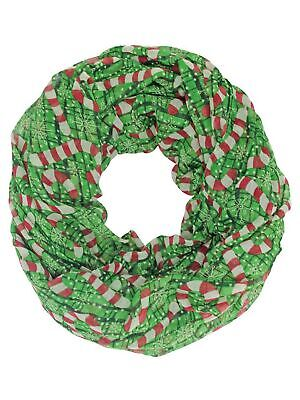 CANDY CANE HOLIDAY SOFT & SILKY INFINITY - Candy Cane Scarf