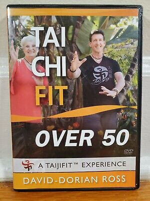 Tai Chi Fit Over 50 Beginner Exercises with David-Dorian Ross