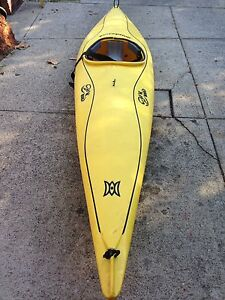 Perception 'gyramax' c1 canoe Mount Pleasant Melville Area Preview