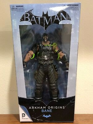 DC Collectibles 7 inch Batman Arkham Origins BANE Action Figure for sale  Shipping to India