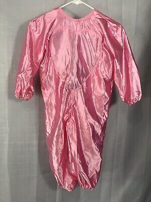 Heart Halloween Costume (Heart Shimmer Metallic Pink Heart Lace Tail Toddler Child Halloween Costume )
