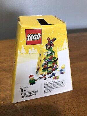 Lego 6194782 Holiday Tree Seasonal Christmas Tree 66pcs 5004934 New