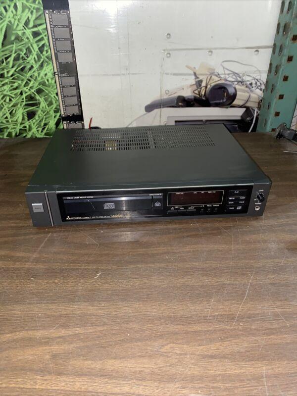 MITSUBISHI DP-105 DISC PLAYER