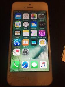 iPhone 5 - 16gb- Unlocked