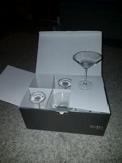 BODA Martini Glasses