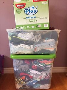 Boys newborn - 9 months over 300 items (price reduced)