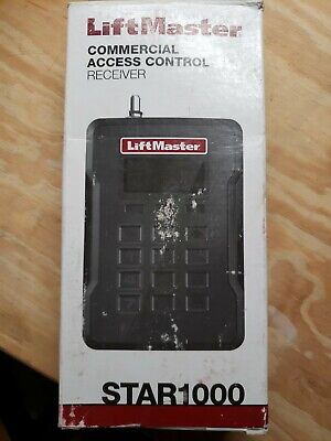 Liftmaster STAR1000 Commercial Access Control Receiver