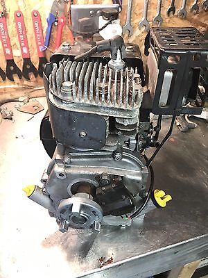 Qualcast Classic 35s Engine