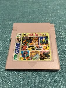 Gameboy Game- 22 games in one.