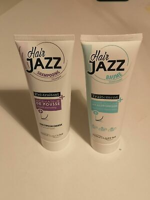 BEST PRICE Hair Jazz Shampoo & Conditioner Fast Hair Growth Long Strong (Best Shampoo And Conditioner For Long Hair)