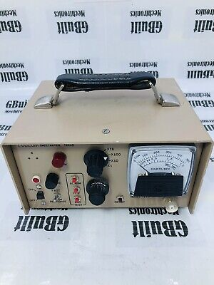 Ludlum Measurements Model 177 Alarm Rate Meter Cpm