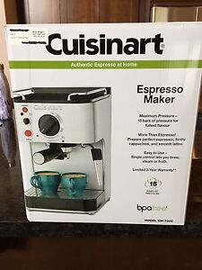 cuisinart espresso machine parts