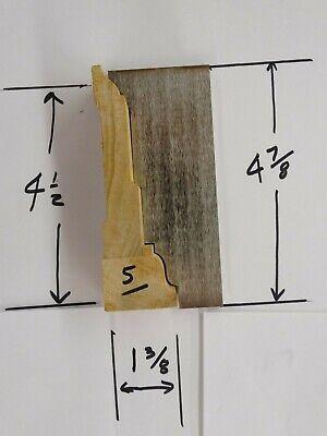 Shaper Moulder Custom Corrugated Back Cb Knives For 4 12 Casing