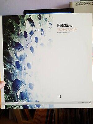 "FUTURE ENGINEERS - TECHNETIUM EP - 2x12"" - GOOD LOOKING - RARE LTJ BUKEM"