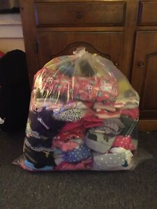 Large bag of Baby clothes