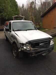 2009 Ford Ranger 2.3L Manual As Is