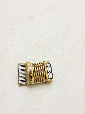 M HOHNER Flexible Accordion Pin MADE IN GERMANY Original Rare