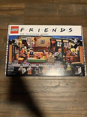 LEGO IDEAS FRIENDS CENTRAL PERK 21319 NEW IN BOX