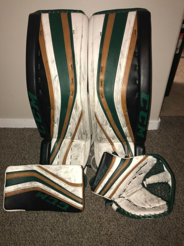 CCM Premier Custom goalie set 33+2