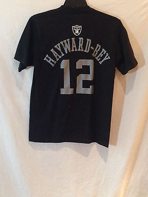Oakland Raiders t-shirt-NFL throwback gear-Small-Black Hole DEAL! for sale  Palm Springs