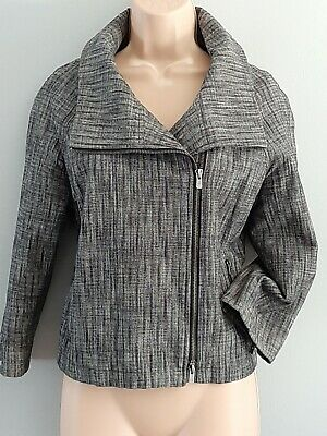 Kenneth Cole Reaction Ladies Crop Jacket Size 10-14