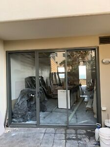 Sliding Door - large, tall, commercial grade