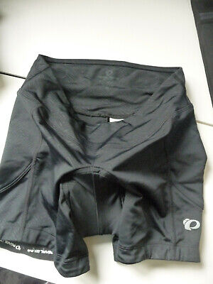 Pearl Izumi Select Cycling Bike Shorts Black Womens Size M medium Thick Padding