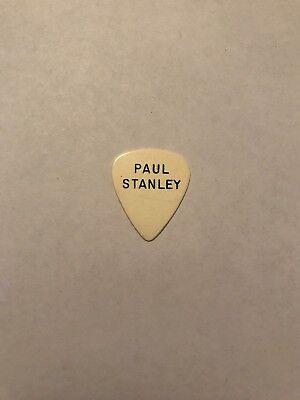 Rare 1970's (KISS) PAUL STANLEY Guitar Pick Picks