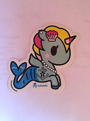 tokidoki sticker- Unicorno Sirena