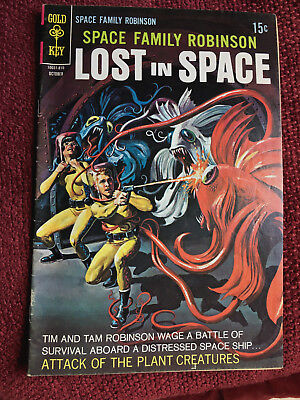 Vintage Lost In Space Comic Book