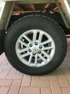 Wanted: WTB - 17 inch rim to suit 4x4 hilux