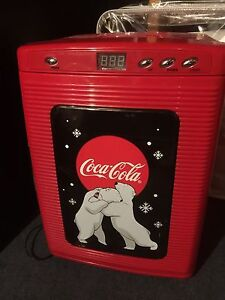 Mini coke fridge