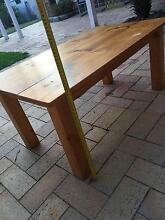 Solid Timber Coffee Table Bonython Tuggeranong Preview