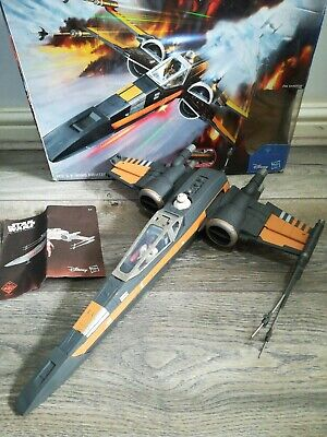 STAR WARS The Force Awakens POE'S X-WING FIGHTER disney