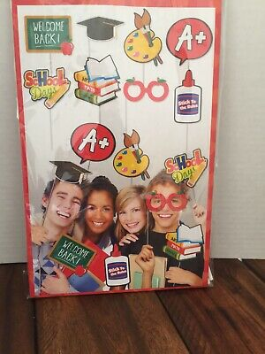 Class Party Ideas (School Party Picture Props , Great Idea For Teacher's Or Class)