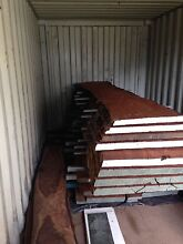 Jarrah Slabs & 20' Sea Container Oakford Serpentine Area Preview