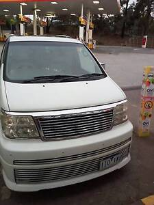 2000 Nissan Elgrand St Kilda West Port Phillip Preview