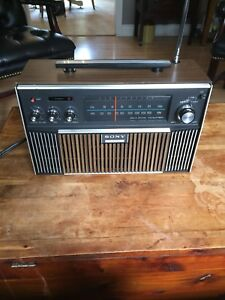 Sony mr-9700w am/fm Radio