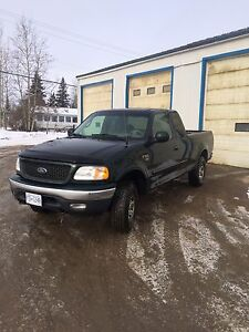 2001 Ford F-150 7700