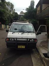 Fully equipped Mitsubishi campervan 1997 Cassowary Coast Preview