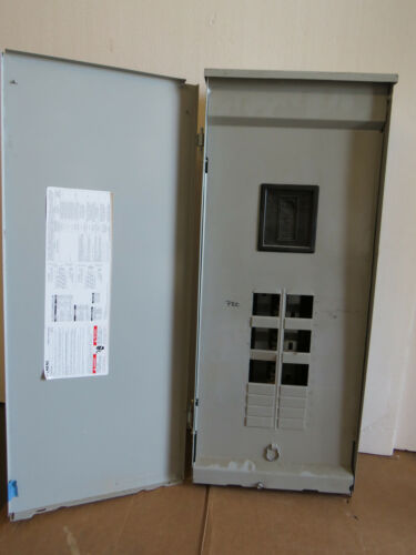 Siemens PW2442L3200CU Outdoor 200A Load Center Breaker Panel 240/120v 3Ph 4W
