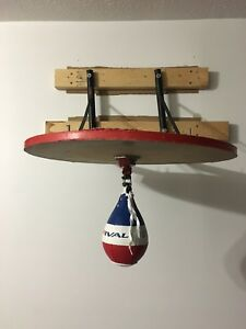 Support speed bag