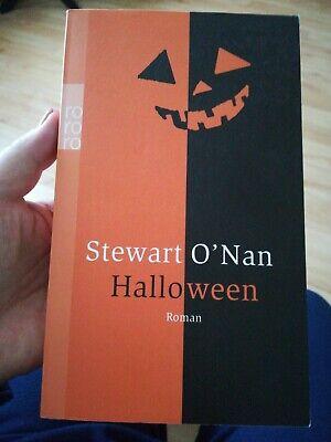 Stewart O'Nan Halloween Roman Taschenbuch Psychothriller