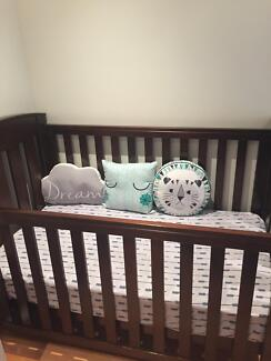 Boori Country Cot and Toddler Bed