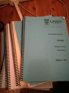 unsw foundation second hand books