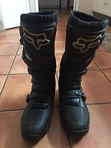 Motor Bike Boots Murrumba Downs Pine Rivers Area Preview
