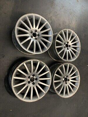 Audi TT QS240 Wheels 18 Inch with 5X100 Stud Pattern.