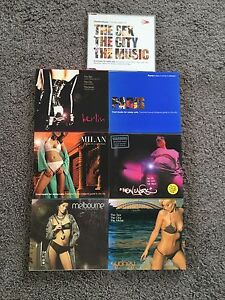 """lounge CDs Petrol Presents: """"the sex, the city, the music"""" Midway Point Sorell Area Preview"""
