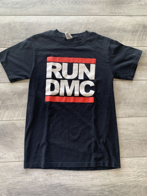 Run Dmc Shirt Size Small